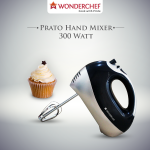 Wonderchef Prato 300 watt Hand Mixer