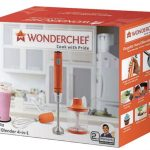 Wonderchef Regalia 350 watt Hand Blender